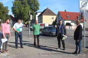 Großbaustelle in Viernheim für mehr Platz im Kanal - Viernheim - Nachrichten und Informationen - Mannheimer Morgen