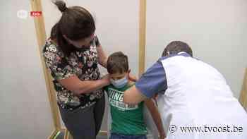 Zele heeft achterstand vaccinatie weg gewerkt - TVOOST - TV Oost