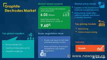 USD 6.3 Billion Growth expected in Graphite Electrodes Market by 2024 | Sourcing and Procurement Report | SpendEdge