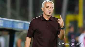 'A fantastic game ruined' - Mourinho fumes at officials after Roma edged by Lazio in derby