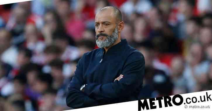 Tottenham boss Nuno Espirito Santo makes frank admission after heavy Arsenal defeat
