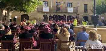 Cuzcurrita de Río Tirón nombrada Cofrade de Mérito - La Rioja