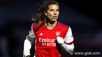 USWNT star Heath makes Arsenal debut as Gunners run riot against Manchester City