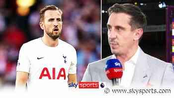 Arsenal 3-1 Tottenham: Gary Neville shocked by Tottenham's decline - Sky Sports