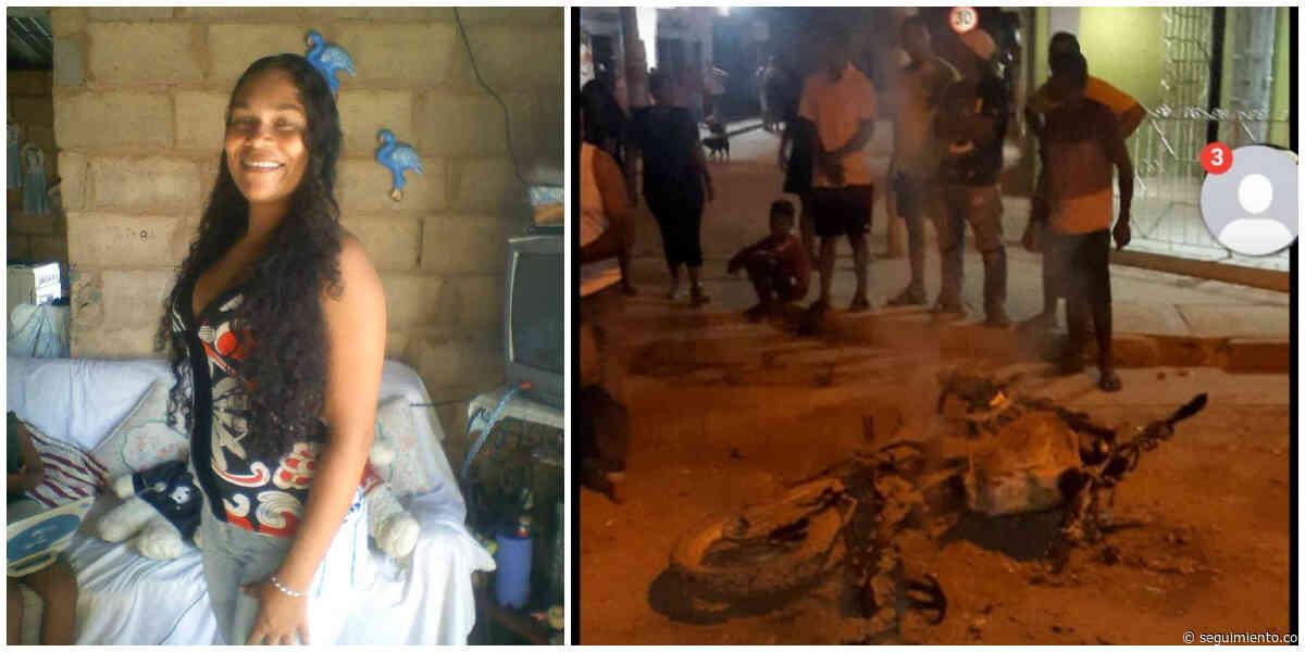 Desmanes en Cerro de San Antonio por un brutal feminicidio - Seguimiento.co