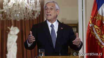 Piñera anunció la construcción de la primera planta de Hidrógeno Verde en Chile