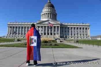 'Beyond unacceptable': Haitian immigrant supporters rally in Salt Lake City