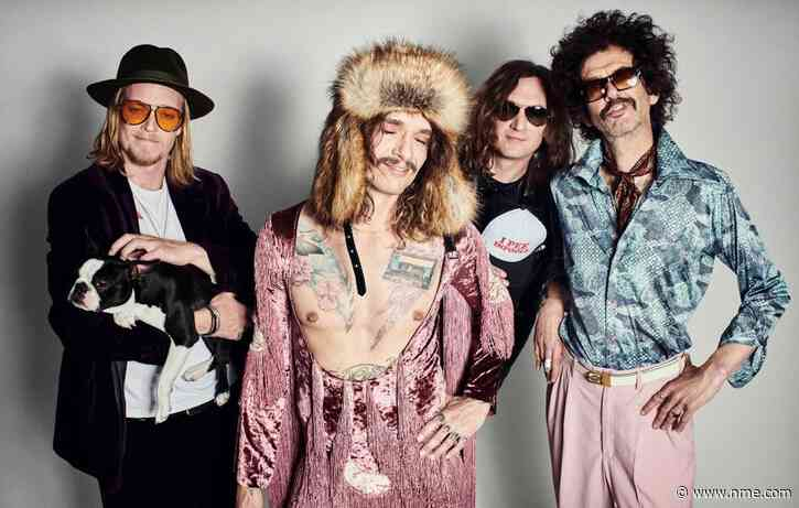 """The Darkness explore """"unrequited desires"""" on new track 'Jussy's Girl'"""