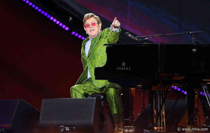 """Elton John urges people to help with global vaccination campaign: """"We must not leave anyone behind"""""""