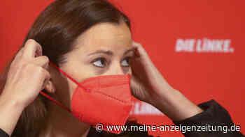 Bundestagswahl 2021: Wissler verpasst Direktmandat - Linke muss zittern