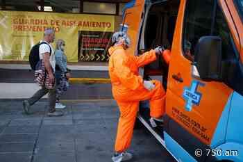 Coronavirus en Argentina: se registraron 562 nuevos casos y 14 muertes - 750.am