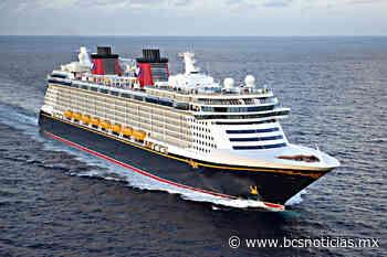 Crucero Disney disfruta de las aguas de Cabo San Lucas; llegó este fin de semana - BCS Noticias