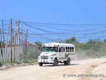 Cabo San Lucas tendrá una nueva ruta en el transporte colectivo y urbano - Primero BCS