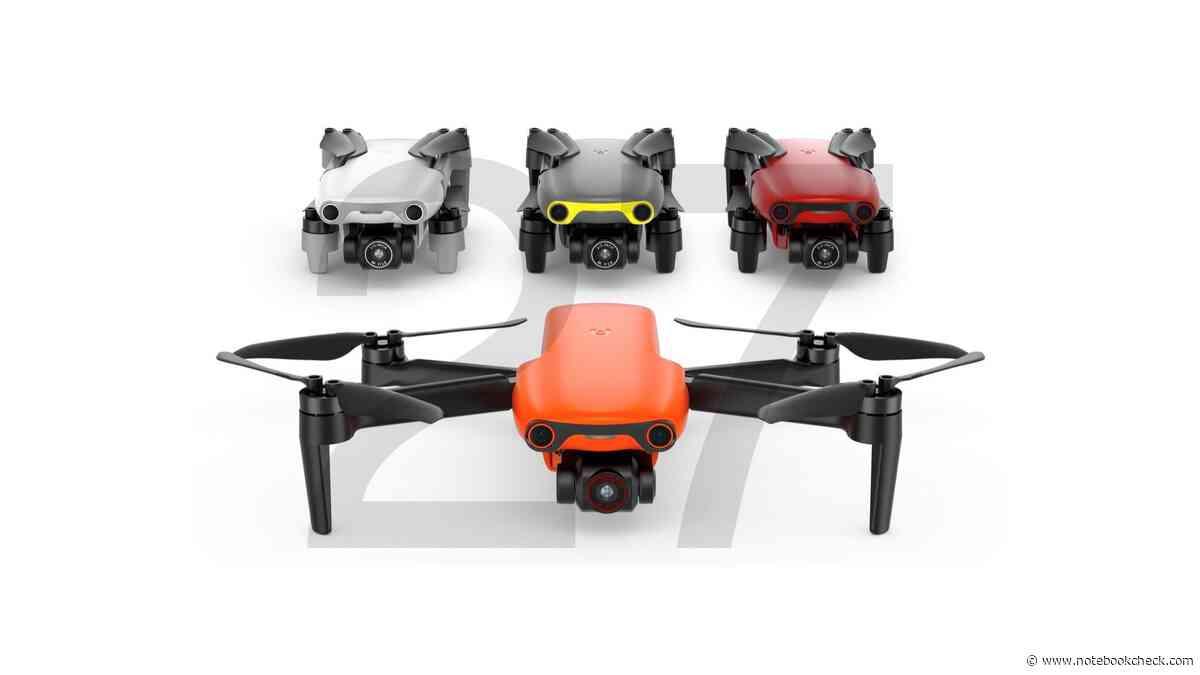 DJI Mini 2 Drohne findet ihren Meister: Teaser bestätigt Autel Nano-Features mit Obstacle Avoidance - Notebookcheck.com