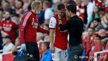 Arteta 'pretty worried' about Xhaka injury after Arsenal derby win