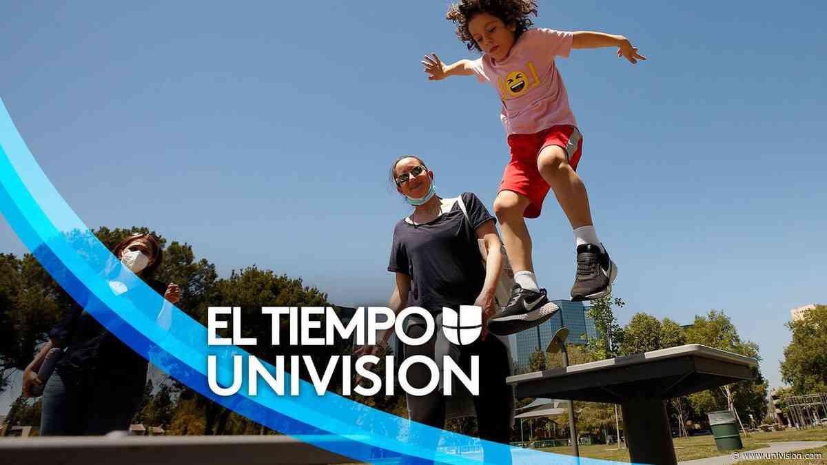 Pronostico San Antonio: fin de semana soleado y caluroso - Univision 41 San Antonio