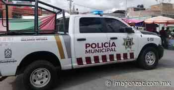 Refuerzan vigilancia en el tianguis dominical de Guadalupe - Imagen de Zacatecas, el periódico de los zacatecanos