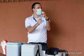Vacunatorio en Iglesia de Guadalupe pasó vacío este domingo - La Nación Costa Rica