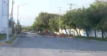Guadalupe. Obra inconclusa genera caos sobre bulevar Acapulco - Multimedios