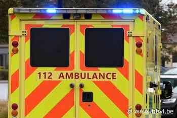 Motard (45) uit Lommel gewond na botsing in Diest - Het Belang van Limburg