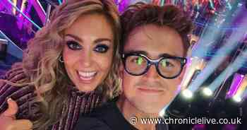 Strictly pro Amy Dowden confirms break from show for her and Tom Fletcher after Covid blow