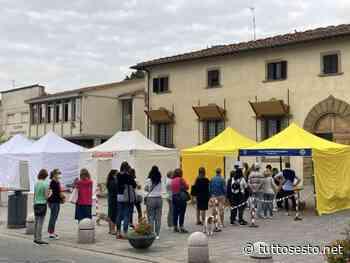 Lions Sesto: più di 320 cittadini alle visite in piazza - Stefano