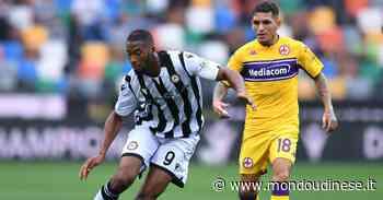 Udinese-Fiorentina / Il top e il flop del sesto match stagionale - Mondo Udinese