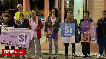 San Marino votes to legalise abortion in referendum
