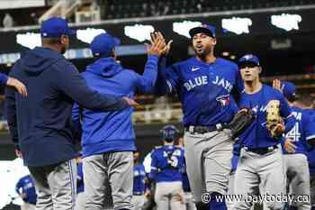 Jansen, Springer homer, Blue Jays beat Twins, keep pressure