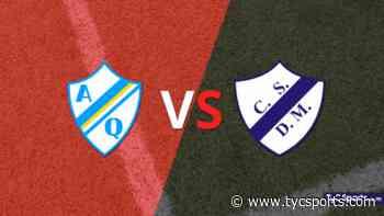 FINALIZADO: Arg. de Quilmes vs Dep. Merlo, por la Fecha 11 | TyC Sports - TyC Sports