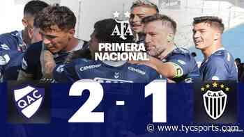 Quilmes-Estudiantes (BA), por la Primera Nacional: hora y TV - TyC Sports