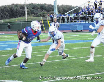 Highland runs past Danville in Homecoming win - Morrow County Sentinel