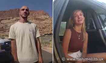 Utah cops WERE told Brian Laundrie had 'hit' Gabby Petito before pulling couple over