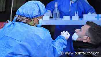 Río Cuarto confirmó este domingo un caso de Coronavirus - Puntal