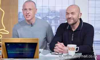 'Sonic wave' that took Channel 4 off air continues to disrupt and infuriates presenter Tim Lovejoy