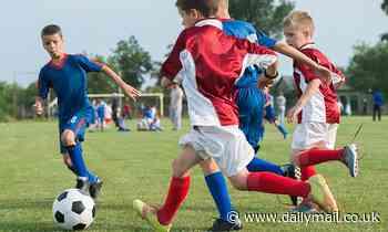 Sporty boys have fewer mental health problems