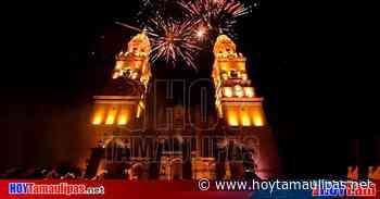 Reiniciará espectaculo de luces de la Catedral de Morelia el próximo 30 de septiembre - Hoy Tamaulipas
