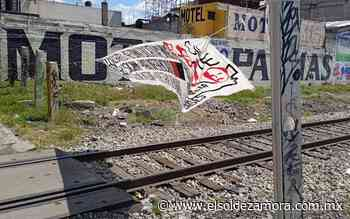 Poder de Base mantiene bloqueo de vías férreas en Morelia - El Sol de Zamora