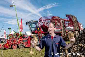 """70.000 fans op Werktuigendagen, het Rock Werchter van de landbouw: """"Kijk daar, die karre!"""""""