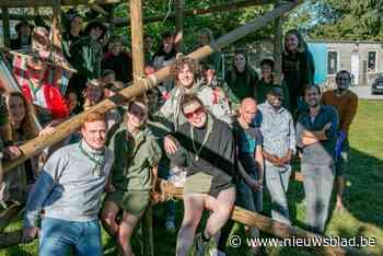 """Start nieuwbouw is emotioneel moment voor scoutsgroep d'Olmen: """"Lokaal wordt genoemd naar totem van overleden lid"""""""