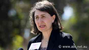 Live: Berejiklian hopes NSW will be 'COVID-normal' by December 1