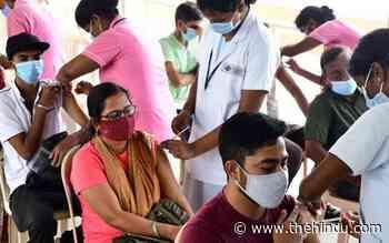 Coronavirus live updates | 'Children have similar antibody exposure as adults' - The Hindu