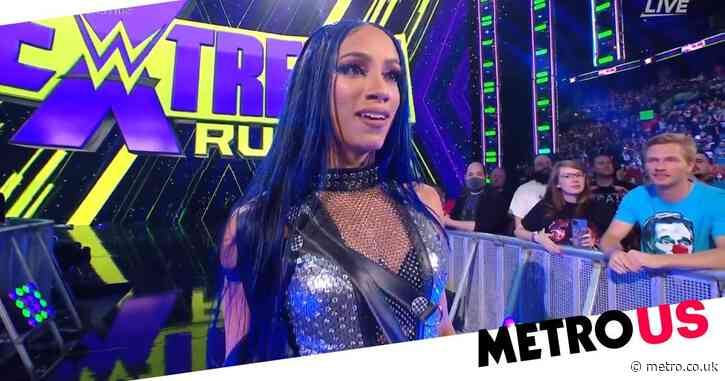 Sasha Banks returns at WWE Extreme Rules and destroys Becky Lynch and Bianca Belair