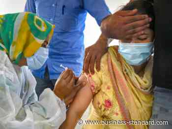 Coronavirus LIVE: 53.5% in 18-44 age group vaccinated against in India - Business Standard