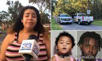 Man is arrested after his stepdaughter, 2, was found dead in Mississippi two days after she vanished
