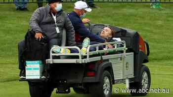 Harry Potter actor Tom Felton on 'road to recovery' after collapsing at golf tournament
