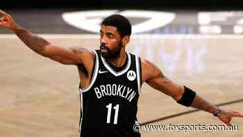 Irving set to be banned from Nets home games, 'liking' bizarre posts from vaccine 'conspiracy theorists'