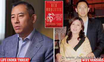 Chinese businessman Desmond Shum blames Chinese Communist Party for wife's disappearance