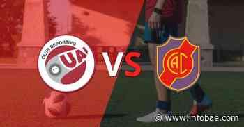 En el estadio Monumental de Villa Lynch, Colegiales despedazó a UAI Urquiza por 3 a 0 - infobae