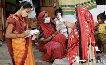 26041 Fresh COVID-19 Cases In India, 8% Lower Than Yesterday - NDTV